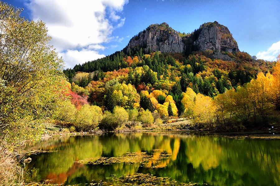 """""""Smolyanski ezera"""" Eco-trail"""