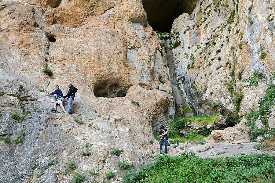 """""""Haramiyska"""" cave"""
