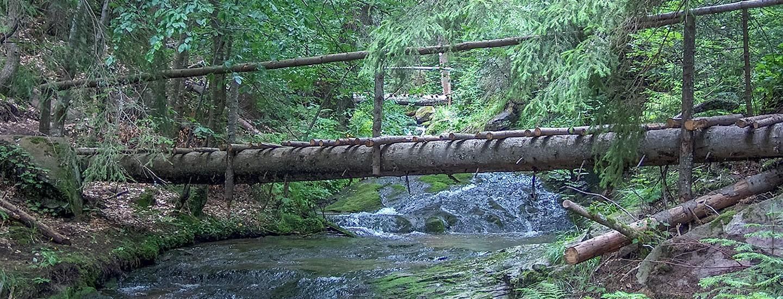 Каньона на водопадите