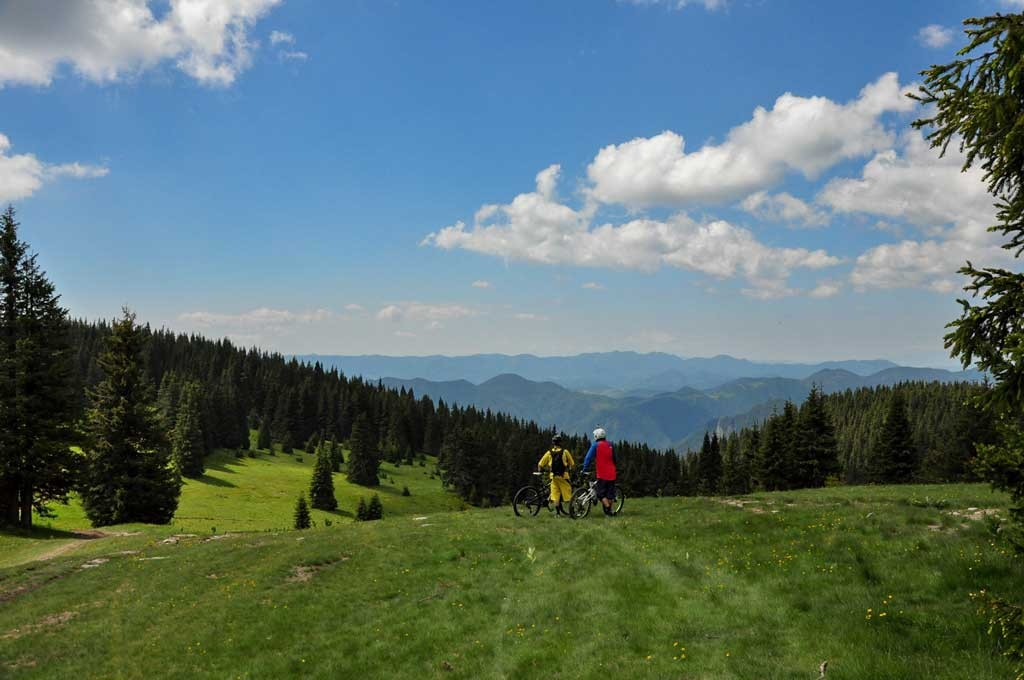Планинско колоездене